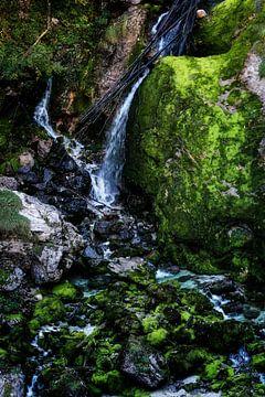 Wasserfall in der Pluntau sur Franz Nagler