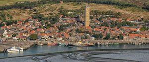 Haven West Terschelling van