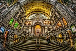 Centraal Station Antwerpen van
