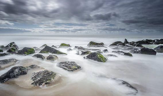 Branding Noordzee Texel van Martijn van Dellen