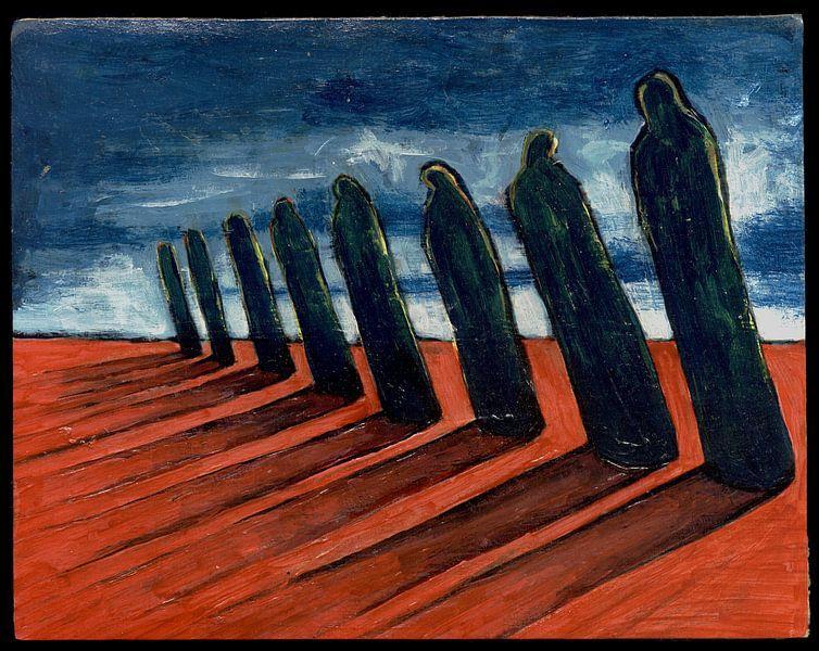 Opstelling van Kuba Bartyński