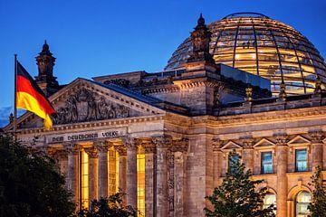 Berlin - Reichstag Building van