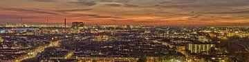 Rotterdam - Sunset von