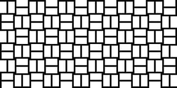 Permutatie | ID=09 | V=11 | 2:1 | 12x06 van Gerhard Haberern