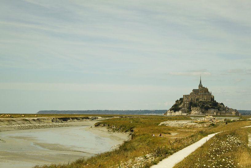 Mont Saint-Michel van Jeroen ten Caat