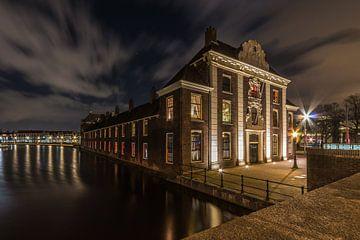 Proveniershuis Schiedam (Pays-Bas) sur Riccardo van Iersel
