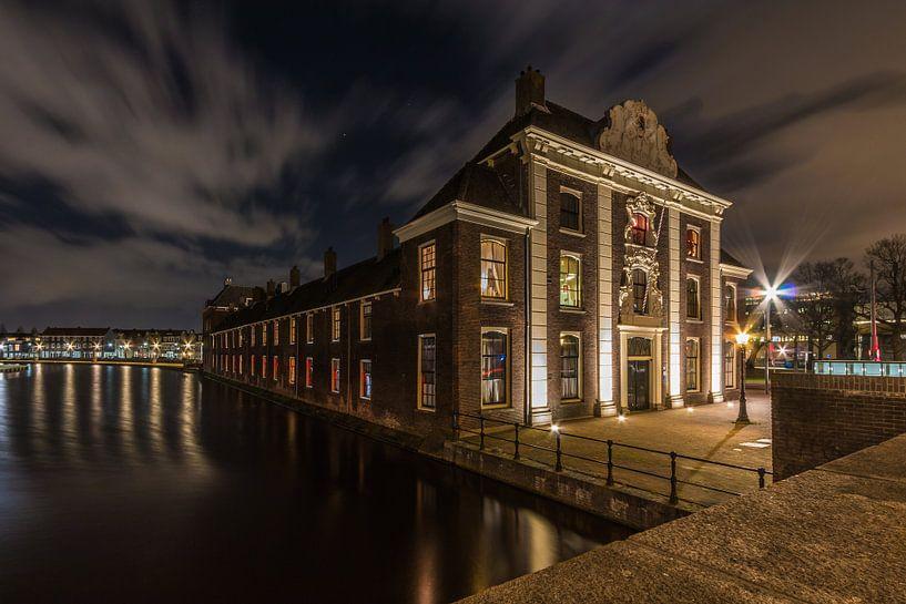 Proveniershuis Schiedam van Riccardo van Iersel