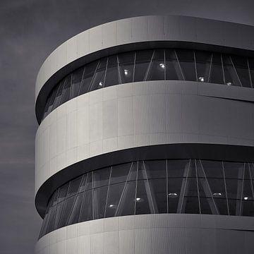 Mercedes Benz Museum Details van Keith Wilson Photography