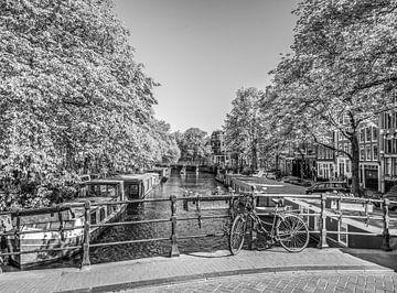 die Brouwersgracht in Amsterdam von Ivo de Rooij