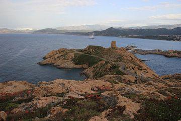 Corsica, L´lle de Rousse von Monique Meijer