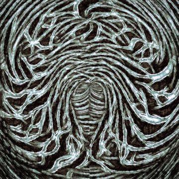 Plexus von GOOR abstracten