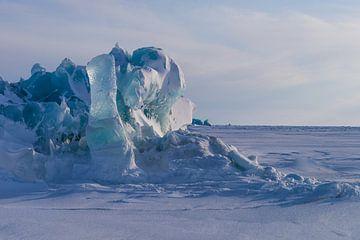 Agardhbukta Spitsbergen van Kai Müller