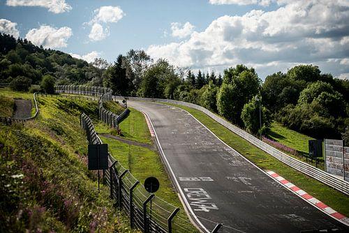 Nürburgring Nordschleife van