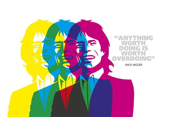 Mick Jagger Quote
