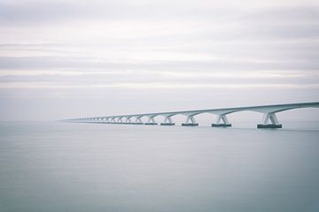 Pont de la digue sur Marlies Nederkoorn