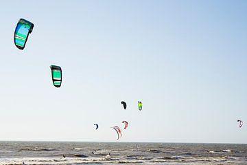 Kitesurfing von Emilie Luikinga
