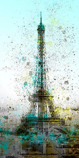 City-Art PARIS Eiffel Tower