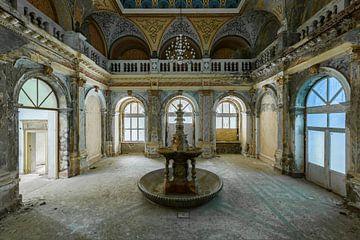 Der Springbrunnen von David Van Bael