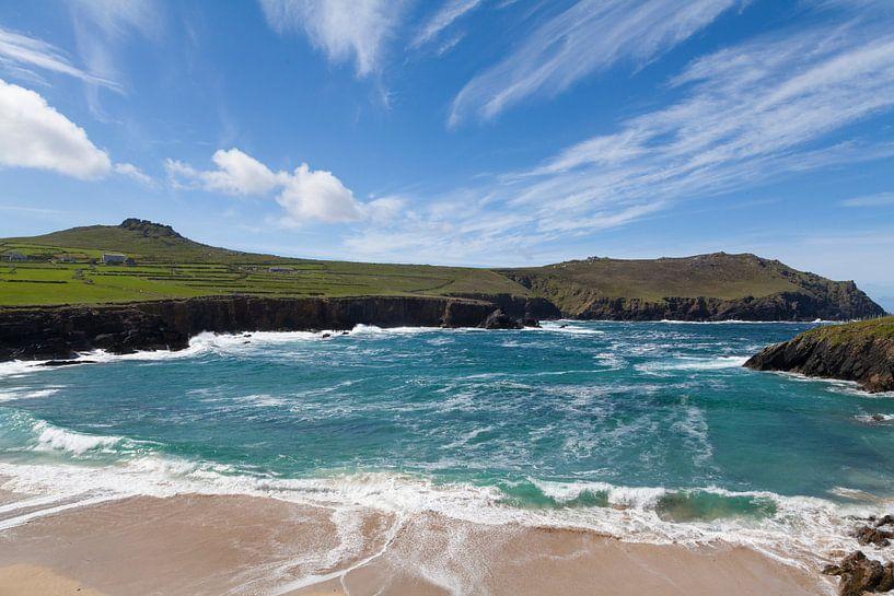 Irish coast sur Nel Diepstraten