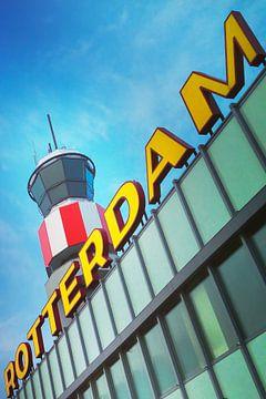 Rotterdam Airport van
