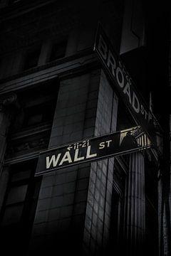 Wall Street sur Joris Pannemans - Loris Photography