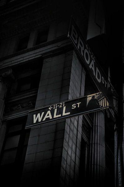 Wall Street van Joris Pannemans - Loris Photography