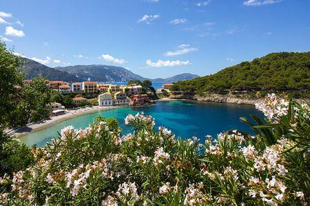 Assos in Kefalonia Griekenland