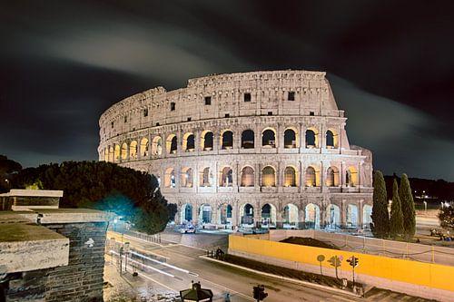 colosseum- rome van
