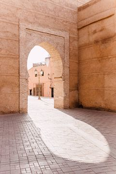 Marokkanischer Hafen   Marokkanische Reisefotografie von Yaira Bernabela