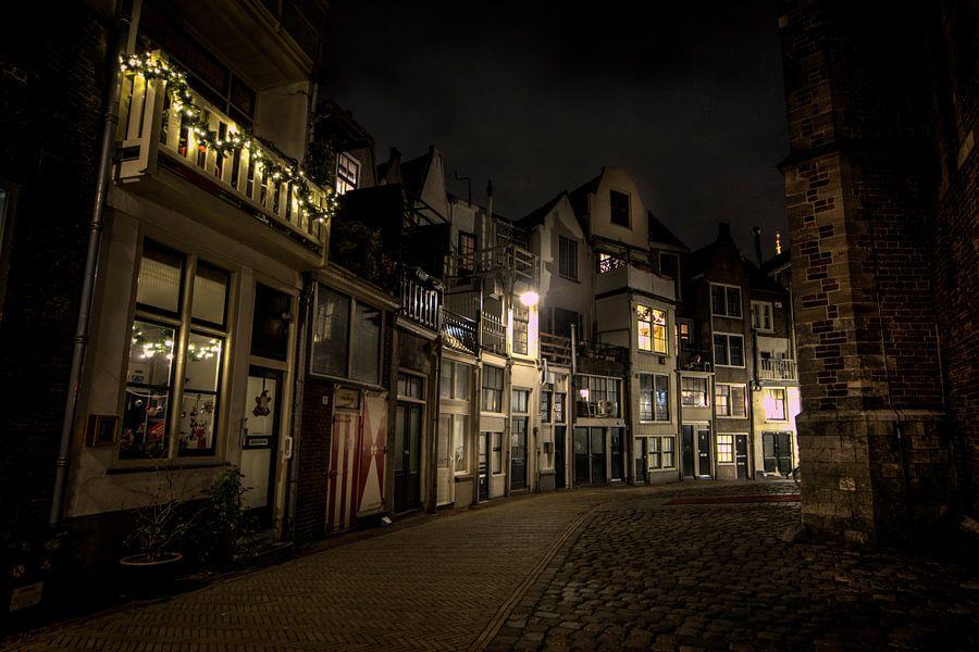 Binnenstad van Gouda van Eus Driessen
