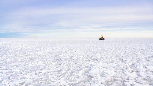 Winter aan het IJsselmeer 2021
