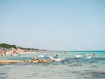 Sommer in Ostuni Italien von Raisa Zwart