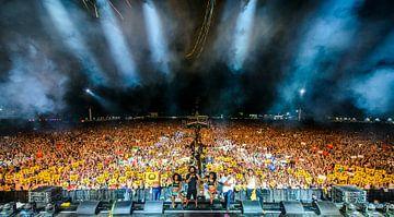Major Lazer - Roskilde 2014 van Joeri Swerts