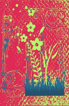 Blumenbild von Rosi Lorz