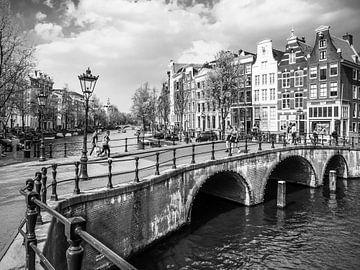 Spiegelgracht, Amsterdam von C. Wold