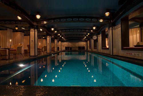 Zwembad, Hotel Costes, Parijs