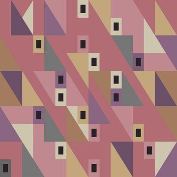 FAS series geometrische vormen III van Anna Marie de Klerk