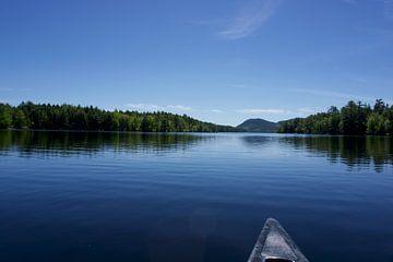 Meer in New England, Verenigde staten von Annelotte van der Bent