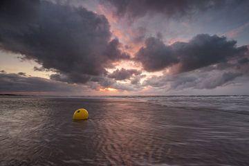 De boei aan zee! van Peter Haastrecht, van