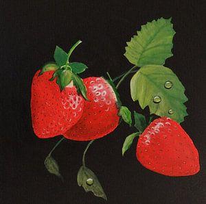 Aardbeien van