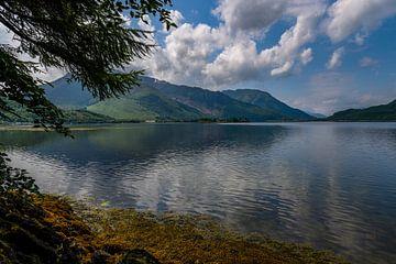 Loch Eline von Mark Baden