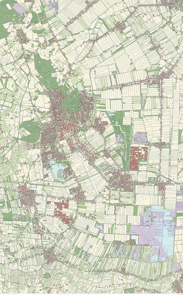 Kaart vanEmmen