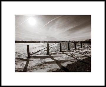Winterlandschaft3 von René Roos