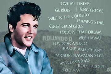 Elvis Presley - Films van Christine Nöhmeier