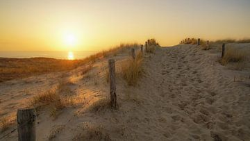 Amazing Sunset sur Dirk van Egmond
