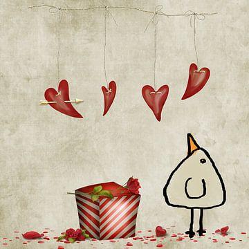 Valentine - bip sur Marion Tenbergen