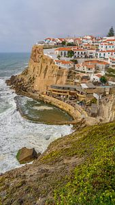 Azenhas do Mar in Portugal van Jessica Lokker