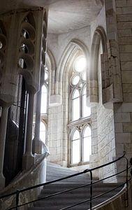 sagrada Famillia trap van Giovanni de Deugd