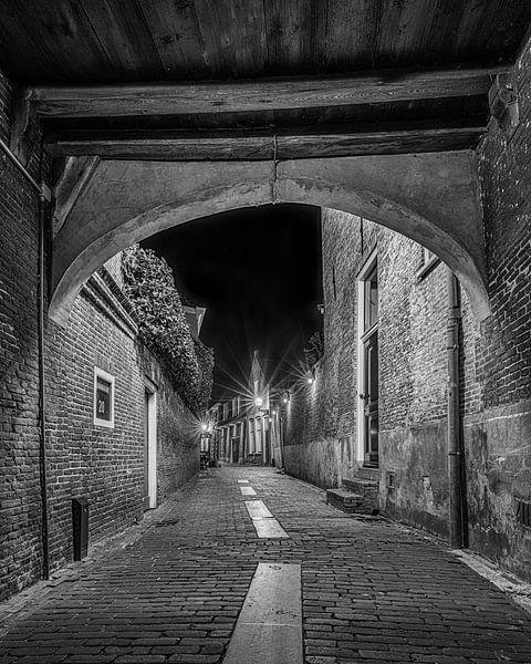 Wisselstraat Hoorn van Bart Hendrix