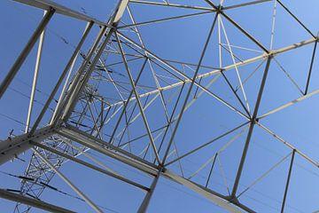 Elektriciteitsmast van Carel van der Lippe